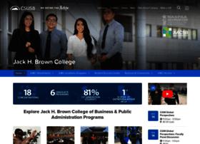 cbpa.csusb.edu