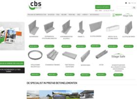 cbs-beton.com