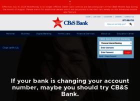 cbsbank.com