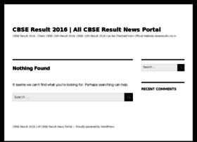 cbse-result.net
