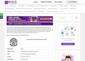 cbse.edurite.com