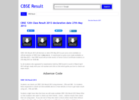 cbse12thresult2013.blogspot.in