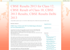 cbse2013results.blogspot.in