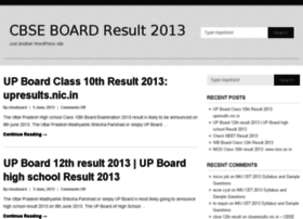 cbseboard10th12thresult.in