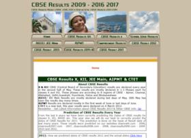 cbseresults2009.com