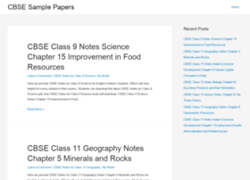 cbsesamplepapers.net