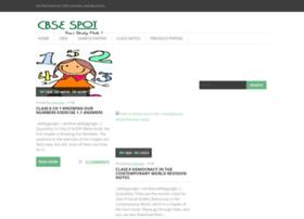 cbsespot.blogspot.com