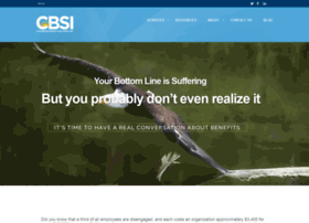 cbsibenefits.com