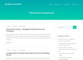cbsmedicalequipment.com