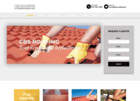 cbsroofing.net