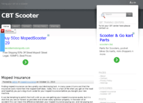 cbt-scooter.info
