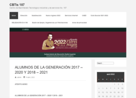 cbtis187.edu.mx