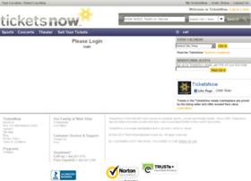 cc.ticketsnow.com