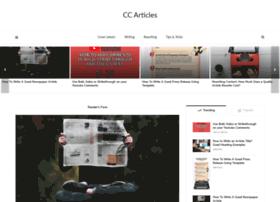 ccarticles.com