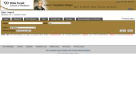 cccl.wfu.edu