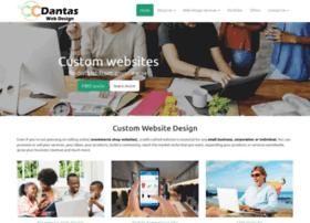 ccdantaswebdesign.com