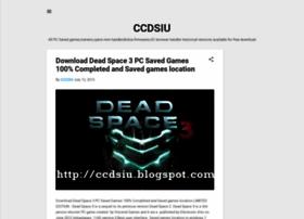 ccdsiu.blogspot.com