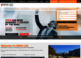 cce.upes.ac.in