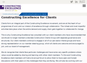 ccg.constructingexcellence.org.uk