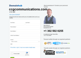 ccgcommunications.com
