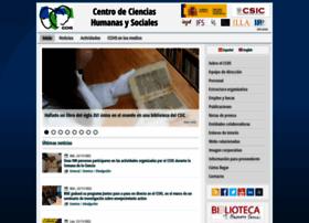 cchs.csic.es