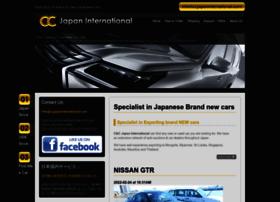 ccjapaninternational.com