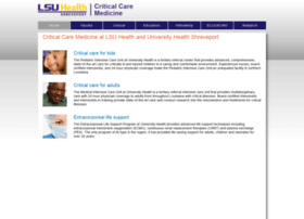 ccm.lsuhscshreveport.edu