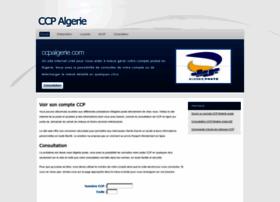 ccpalgerie.com