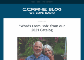 ccranenews.wordpress.com