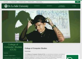 ccs.dlsu.edu.ph