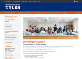 ccs.uttyler.edu