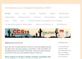 ccs2015.org