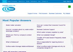 ccwater.custhelp.com