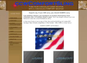 ccwcomfortsling.com