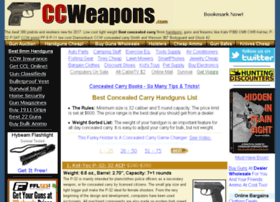ccweapons.com