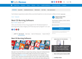 cd-burning-software-review.toptenreviews.com