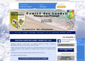 cd40-petanque.fr