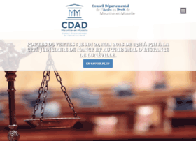 cdad-meurtheetmoselle.justice.fr