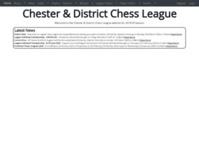 cdchessleague.org.uk