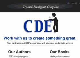 cdedebate.com