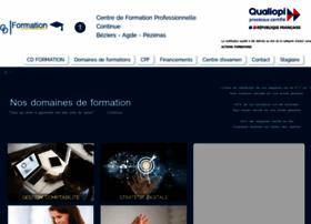 cdformation.com