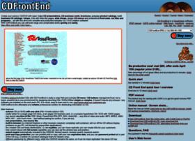 cdfrontend.com