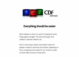 cdfsoftware.com