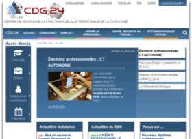 cdg24.fr