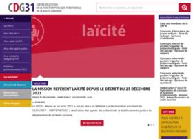cdg31.fr