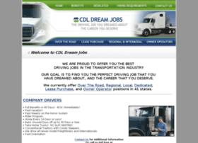 cdldreamjobs.com