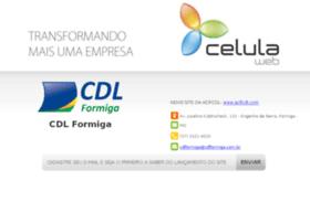 cdlformiga.com.br