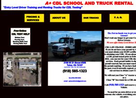 cdlrental.com