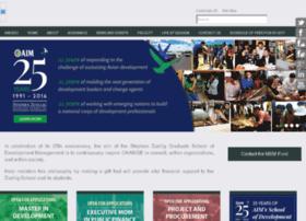 cdm.aim.edu