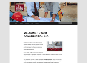 cdmconstruction.net
